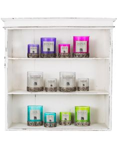 Scent of India candle - Kashmir S | Deco candles | Candle | Candles and Lanterns | Interior | INDISKA Shop Online