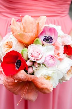 Wedding Bouquet - Photography: The Collection