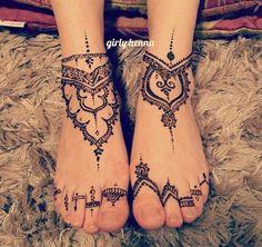 30 Most Popular Mehndi Tattoo Designs in 2019 – Henna 2020 Mehndi Tattoo, 1 Tattoo, Henna Mehndi, Henna Art, Mandala Tattoo, Mehendi, Leg Mehndi, Henna Mandala, Henna Hand Designs