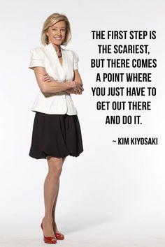 Top Ten Quotes By Kim Kiyosaki