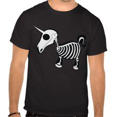 #Unicorn Skeleton Art for men T Shirts. Do they have that in woman's?