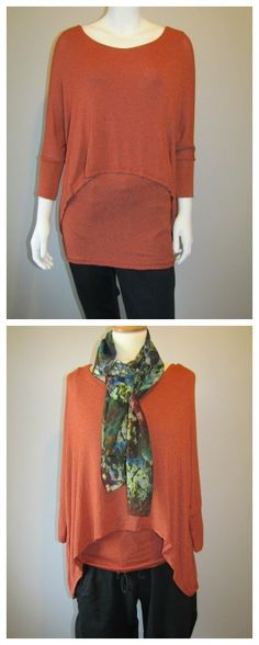 Change your look with a favourite scarf