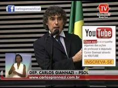 Giannazi diz que Alckmin é o exterminador da Educação