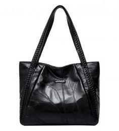 Women Genuine Leather Handbags Famous Brand Tote Bag Designer Handbag Spring Female Messenger Crossbody Bag For Women Bolsos Sac. Lightin The Box, Shoulder Handbags, Shoulder Bags, Leather Handbags, Leather Totes, Leather Bags, Pu Leather, Vintage Leather, Tote Handbags