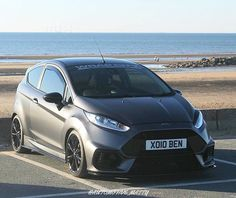 Stealthy fiesta- street sweepers meet st # # fez # ecobeast # # zetec # ford # stealth # beach # summer # wales # carmeet # ukcarscene # carscene # automobile # automobilephotography Source by gaugaucg Ford Fiesta Modified, Modified Cars, Ford Focus Sedan, Ford Sport, Ford Fiesta St, Kia Rio, Ford Shelby, Car Mods, Ford Motor Company
