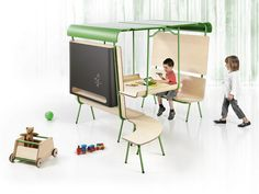 OTTAWA Kids table by MADE DESIGN design Emiliana design studio