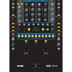 Rane Sixty-Two Performance Mixer With Serato Live, 2015 Amazon Top Rated Mixers #MusicalInstruments
