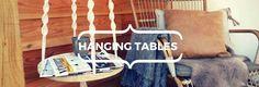 Handgemaakte hangende macrame tafelUnieke zwefende tafels zijn te vinden bij Vintage Ropes. De tafels zijn verkrijgbaar met verschillende soorten hout en touw.