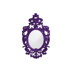 Grandin Road Dosiere Mirror ($449) ❤ liked on Polyvore featuring home, home decor, mirrors, ornate mirror, beveled mirror, scroll mirror, oval mirror and oval beveled mirror