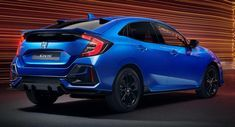 2020 Honda Civic Sport Line Mixes Type R Inspired Design With Three Cylinder Power Not Long After Gainingsubtle Updates For The 2020 Model Y With Images Honda Civic Sport