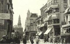 Groningen<br />De stad Groningen: Tussen beide Markten in 1935