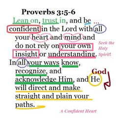 Proverbs31 Online Bible Study #A Confident Heart