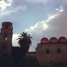 Iglesia San Giovanni degli Eremiti. Palermo