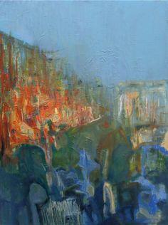 oil on canvas, 80x60cm