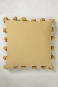 Buy Pom Pom Edge Cushion from the Next UK online shop