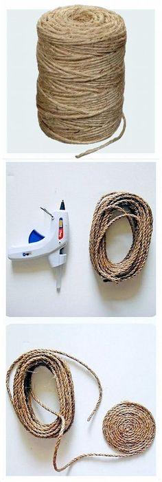 Emérita Desastre: Alfombras de cuerda