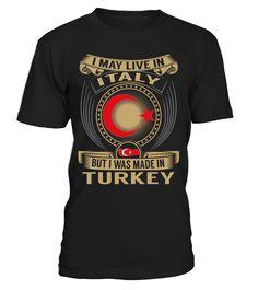 I May Live in Italy But I Was Made in Turkey #Turkey #livinginitaly