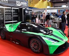 Here's your chance to WIN 2x VIP tickets to the Performance Car Show at Birmingham's NEC (plus entry to Autosport International) for Saturday 14th January 2017 courtesy of Chris Knott Insurance.  All you have to do is call 0800 917 2274 and get a car insurance quote between now and 30 November 2016 to be automatically entered  Good Luck and get calling!