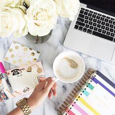 """Monday's at WORK @krystin_lee shop desk necessitieslink in profile"""
