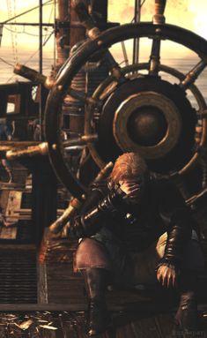 Assassin's Creed 4 Black Flag | Edward Kenway | Pirates | Jackdaw
