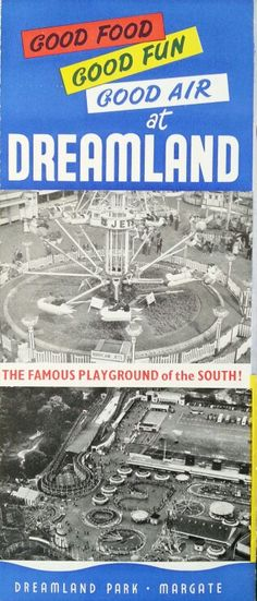 DREAMLAND MARGATE: Soon to be re-opened. Started following Cornwall | Military + War on 10 March 2016      ✫ღ⊰n