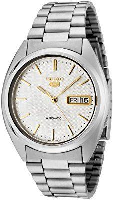 Seiko Reloj automático Man SNXG47K 37.0 mm