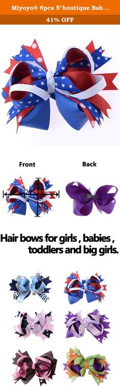 Miyoyo® 6pcs 5''boutique Baby Girl Accessories Hair Bows Clips Hair Accessories Th18. Add our lovely lace flower hair clips to your little girl's hair accessory collection from Wholesale Princess. Extra soft hair clips are for all ages!! These would also be perfect to make as.