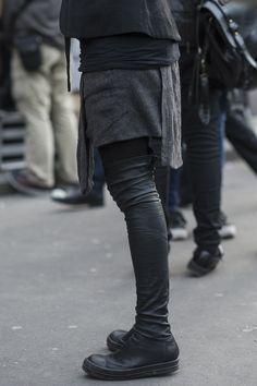 "darkminimalism: "" PFW fall winter 2015 / Paris """