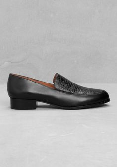 Leather Loafers :: & Other Stories