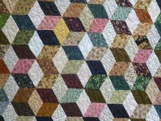 Quilt Patterns For Beginners | Amanda Kenny | Learn Craft Design