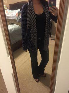 8th Stitch Fix box. December 2015 https://www.stitchfix.com/referral/5306545 Market & Spruce Margerie Stripe & Dot Open Cardigan! Love this! Dots & Stripes-Yes!!!! My stylist is AMAZING! :)