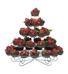 Wilton® Cupcake and Dessert Stand - Holds 38!