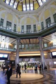 Marunouchi North Exit. Tokyo Station, Explore, Mansions, House Styles, Home, Decor, Decoration, Manor Houses, Villas