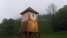Glockenspiel des Uhrturms beim Kurhotel Salzerbad Big Ben, Building, Outdoor Decor, House, Home Decor, Home, Buildings, Haus, Interior Design