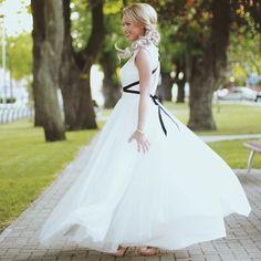 Darija @darija_g  in dress by Coo Culte