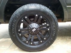 22 inch rims with mud tires