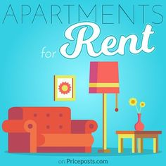 Are you looking for tenants for your apartments or want to share a room? Use post on Priceposts.com to let more people know about that and easily find your new roommates!