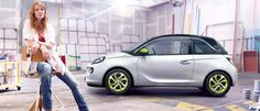 The Opel Adam and its shiny buttons - Tech Girl