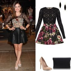 look lucy hale