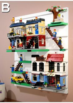 BRICKRACK LEGO display system | Brickset: LEGO set guide and database: