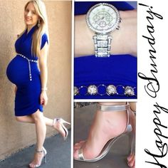 Maternity Dresses for Baby Boy Shower