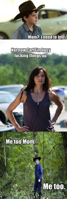 I don't care, I LOVE THE WALKING DEAD