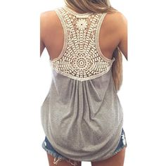 backlace top