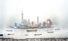 Shanghai - Epic Photography by Christian Stoll