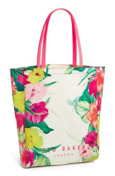 Ted Baker London 'Flowers at High Tea - Icon' Tote | Nordstrom