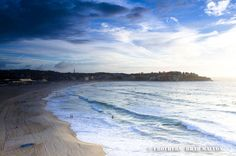Frothers.com.au - 21 Feb 11 - Cool sunrise - Bondi Sunrise, Glow, Cool Stuff, Beach, Water, Outdoor, Gripe Water, Outdoors, Seaside
