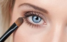 Nanes očný tieň na spodnú líniu oka Beauty Makeup, Eye Makeup, Hair Beauty, Lens, Make Up, Cosmetics, Face, Style, Origami