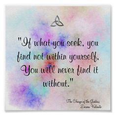 If what you seek