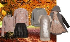 Pale Cloud AW14 - our favourite pieces from the new collection for girls.