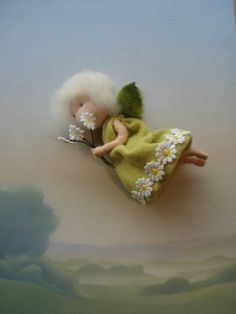 Atelier Loesbeth - the may fairy - I just made this one!